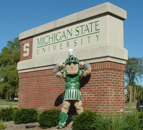 Michigan State University Homecoming