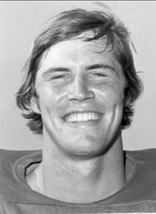 Brad Van Pelt is a classic. MSU's Golden Boy and a NFL Linbacker stud for years.