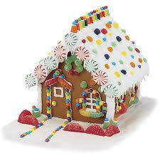 Gingerbread Houses in Michigan
