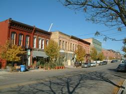 Old Town, Lansing Michigan
