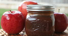 When you add heat to something sweet you get a treat that can't be beat. that's Apple Butter.