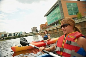 Lansing has some awesome rivers. Take a ride and see the city in a whole new way.