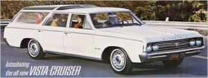 Vista Cruiser
