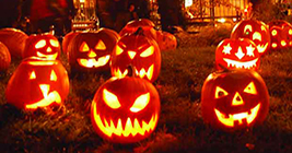 Halloween is such an awesome time, get out and celebrate at these many local eerie events and haunted happenings.