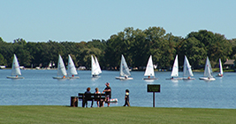 Lake Lansing gives you the fun lake experience you crave, right here in the Lansing area.