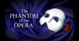 Who doesn't like to escape into a play? Catch the Phantom of the Opera in East Lansing this weekend.