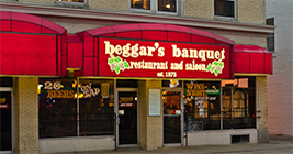 Anyone who knows East Lansing loves Beggars Banquet.