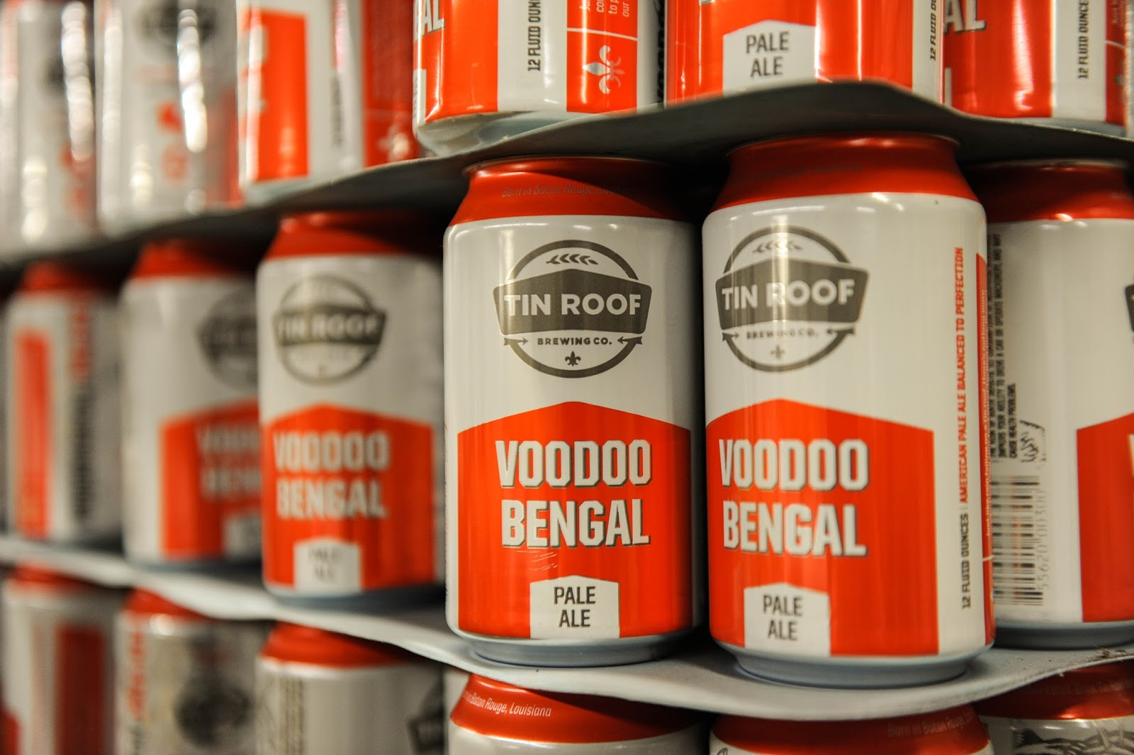 ... Tin Roof Blonde Ale, Perfect Tin Amber Ale, And Voodoo Bengal Pale Ale.  Additionally, They Continuously Produce Seasonal Brews For Visitors To Try!