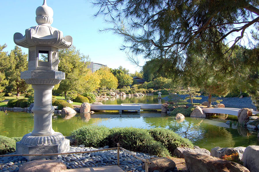 Charmant Japanese Friendship Garden
