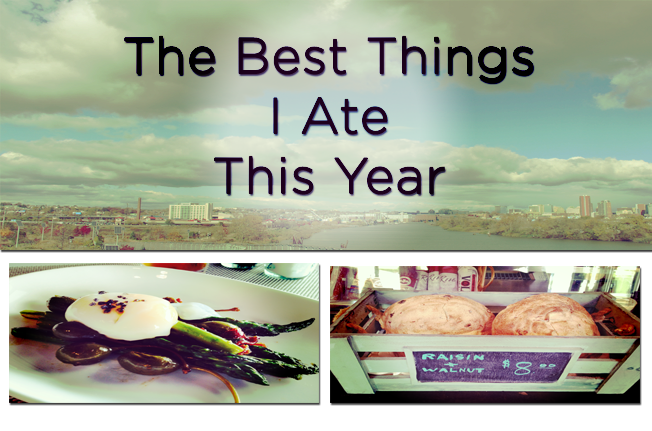 2014: The Best Things I Ate This Year