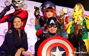 Wizard World Comic Con Madison 2016