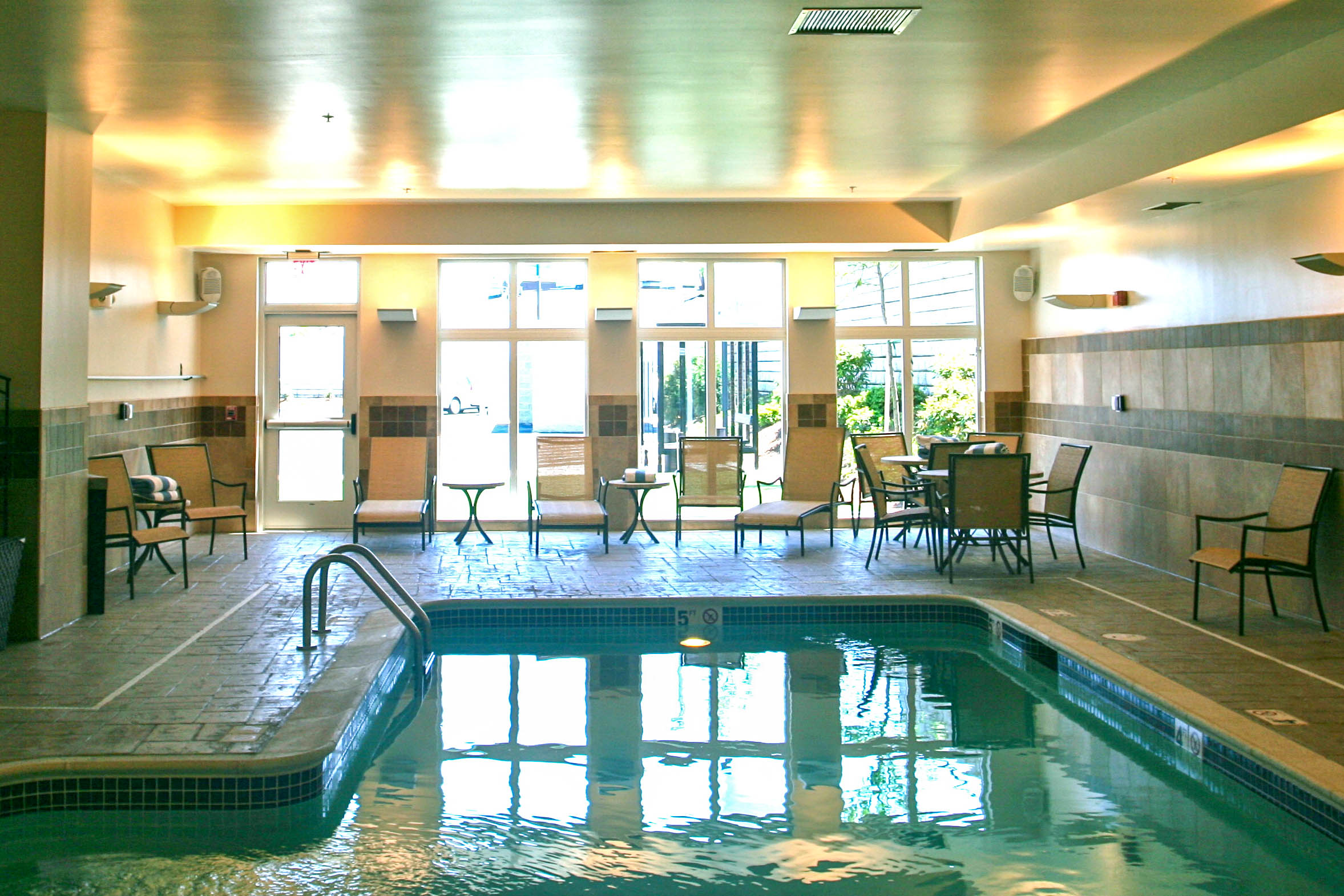 homewood suites pool crDiscoverNewport