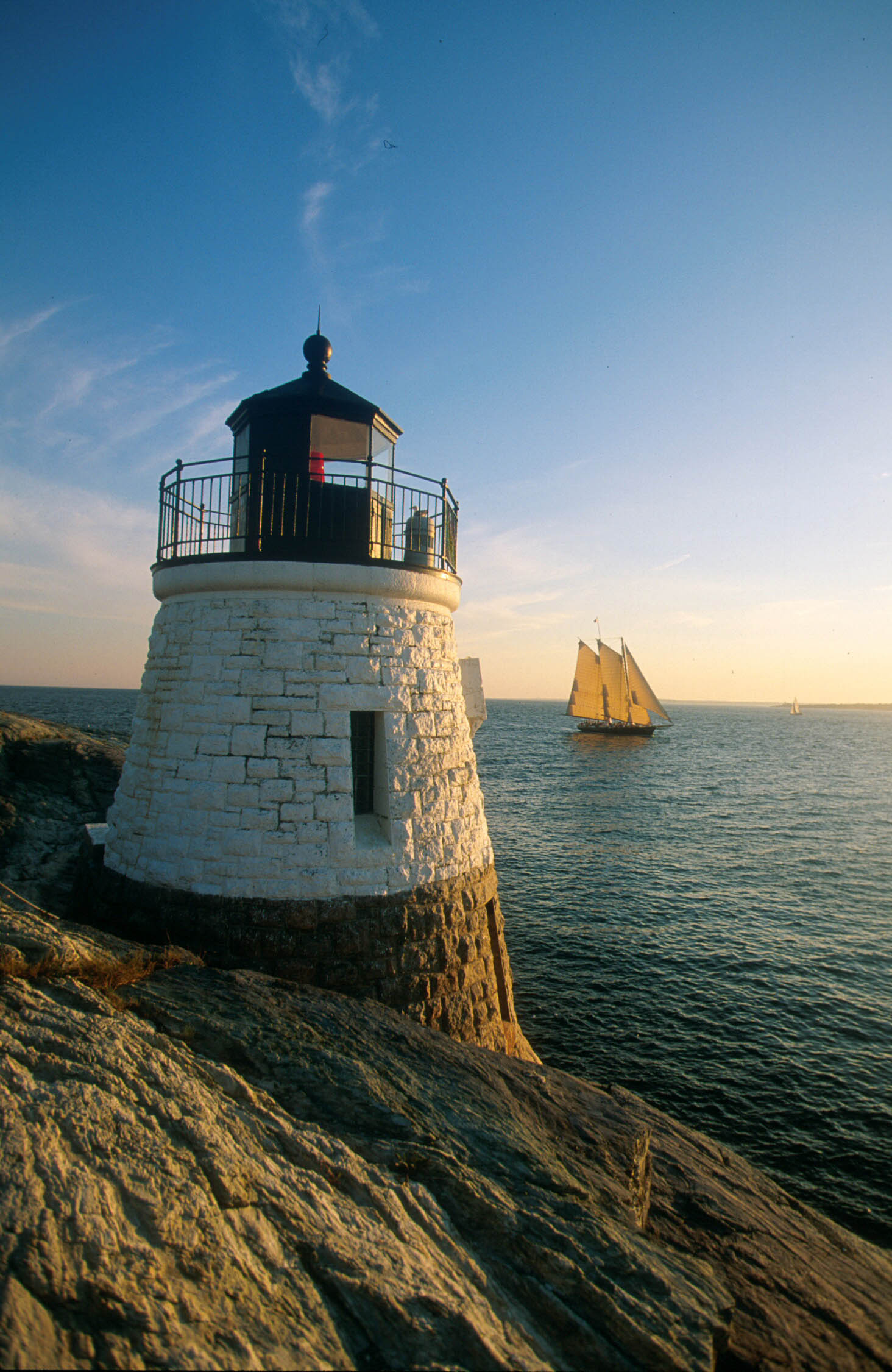 castle hill lighthouse_credit Rhode Island Tourism Division
