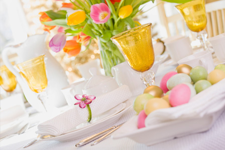 At a fixed price of $52.00 for adults and $19.00 for children, the entire family can enjoy a delicious Easter Brunch at the Hotel Viking. From omelets to salads to a raw bar and desserts, there is a lot to choose from! Call for a required reservation at 401-847-3300.