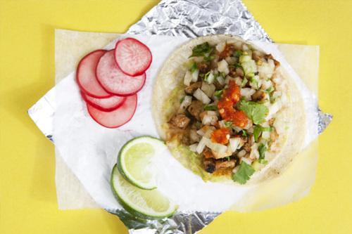 Photo courtesy of Talullah's Tacos