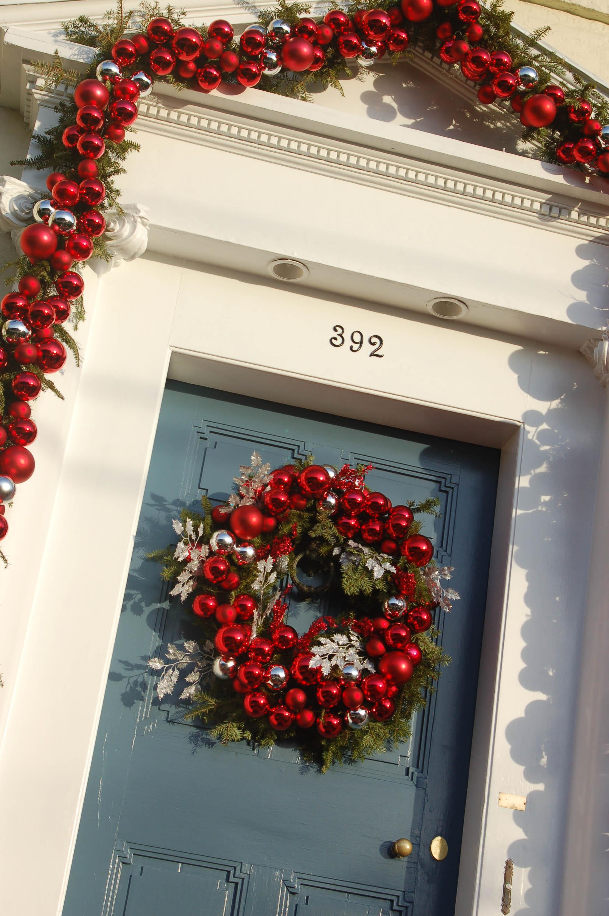 Christmas in Newport, Francis Malbone House