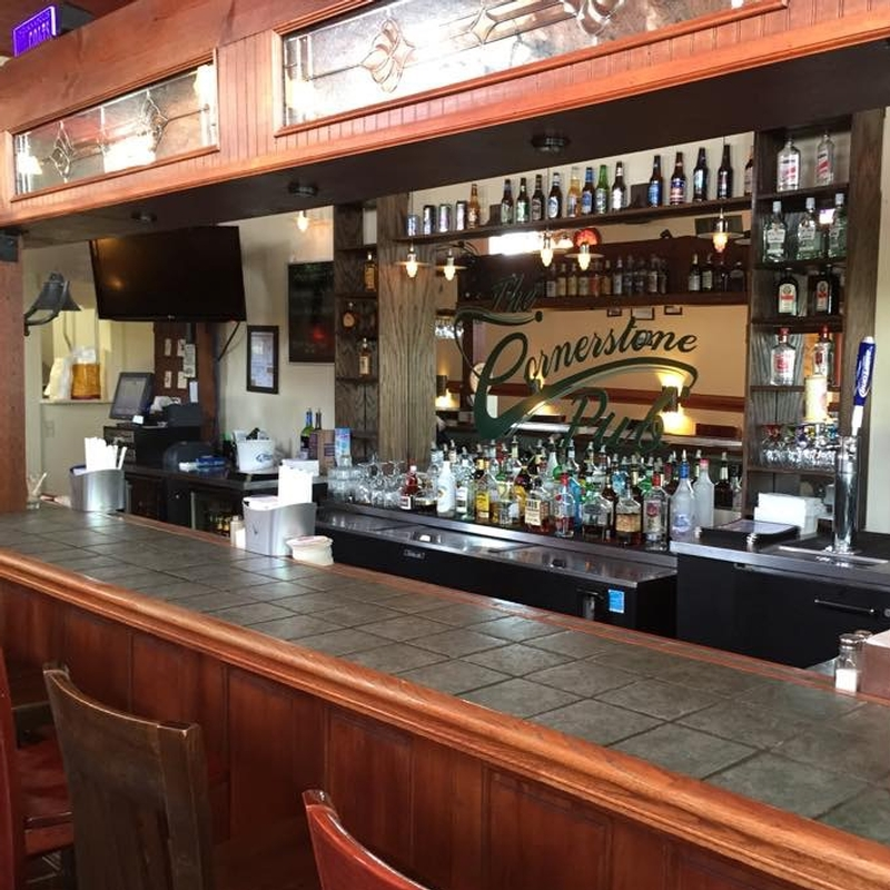 Cornerstone Roadhouse:  I love this bar! (Photo courtesy of Cornerstone Roadhouse Facebook page)