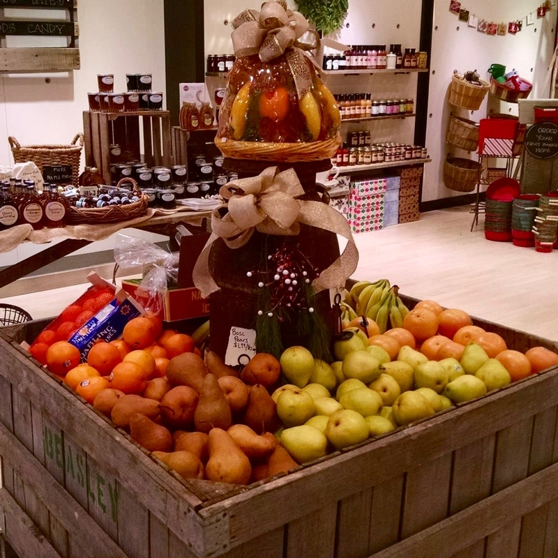 Let Beasley's Orchard create the perfect fresh fruit basket for you!
