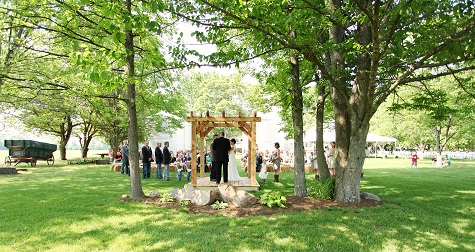 Weddings at Bo-Mar Farm, Plainfield, Indiana