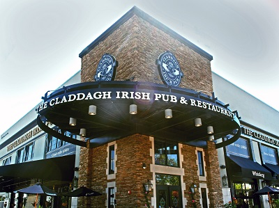 Claddagh Irish Pub in Plainfield, Indiana