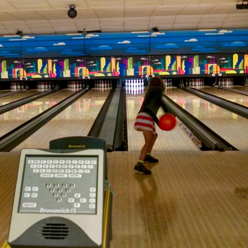 If you love bowling as much as my kids do, you'll love Sunshine Bowling Center and All-Sports Pub in Clermont.