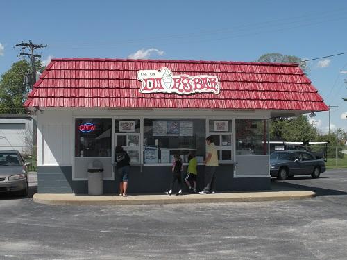 Lizton Dairy Bar, Lizton, Indiana