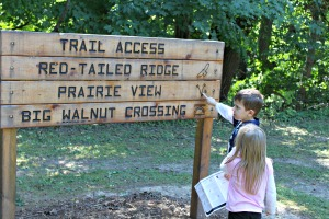McCloud Nature Park is a great place to explore!