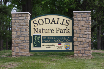 Sodalis Nature Park, Plainfield, Indiana