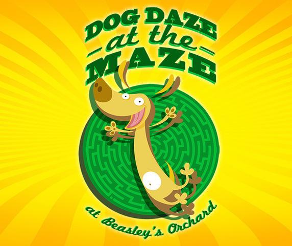 Dog Daze at the Maze