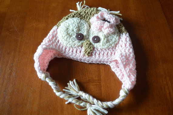 Owl Hat by SewDebCreations