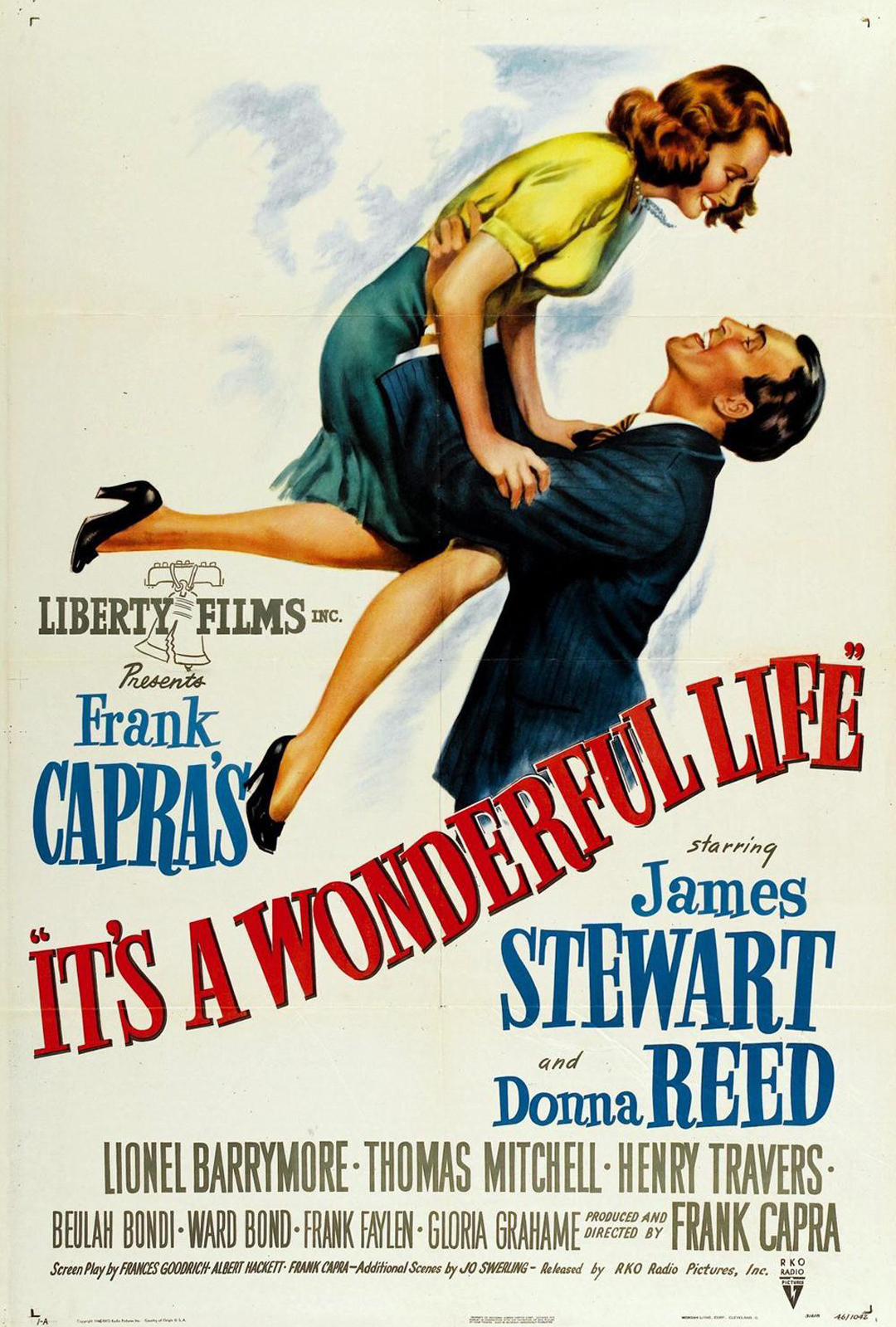 Come see 'It's a Wonderful Life' at the historic Royal Theater in Danville on Sunday evening!