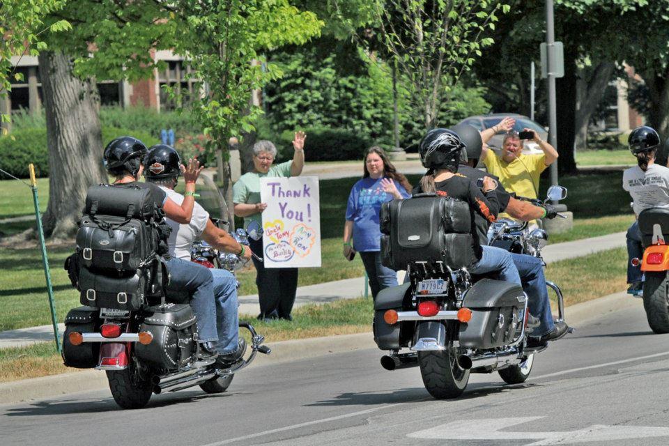 Miracle Ride Bike Show