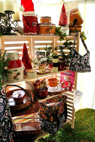 Shop for the perfect gift at Christmas at the Orchard and the Holiday Arts & Crafts Fair in Washington Park