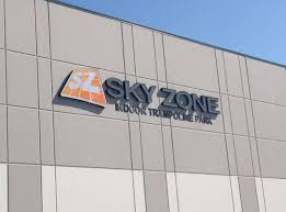 Sky Zone Indoor Trampoline Park in Plainfield, Indiana