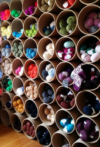 Nomad Yarns in Plainfield, Indiana