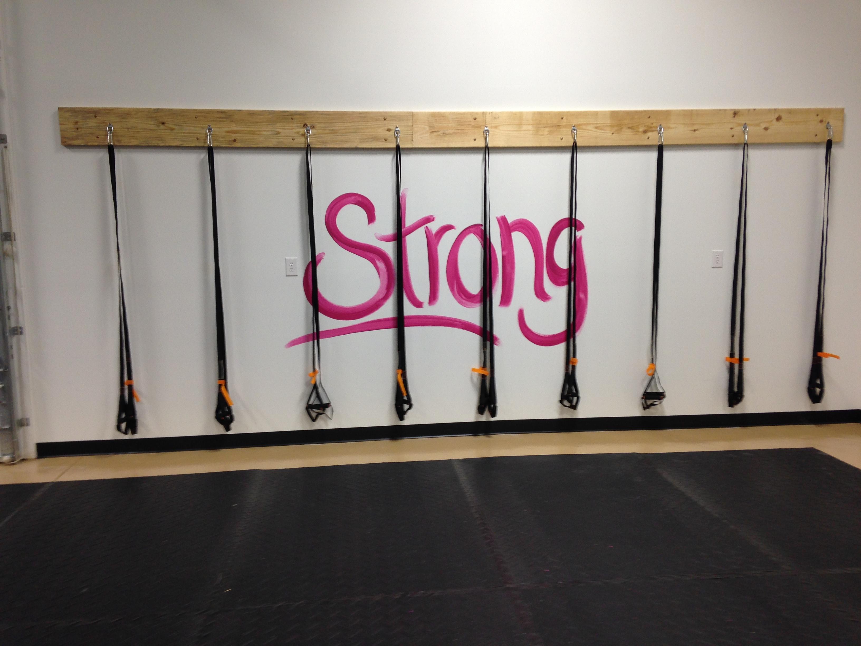 Fleece Fitness, Pittsboro, IN, suspension training