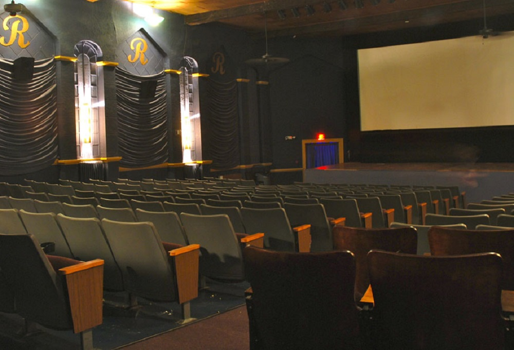 The renovated historic Royal Theater in Danville, Indiana, is the perfect location for the Indiana Short Film Festival Oct. 9-11.