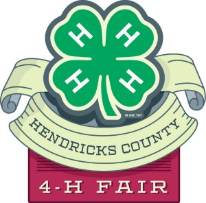 The Hendricks County 4-H Fair begins July 19th.