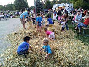 Avon Community Heritage Festival in Avon, Indiana