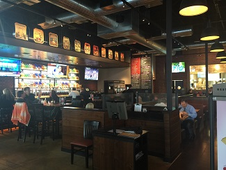 BJ's Brewhouse, Avon, Indiana, Restaurant