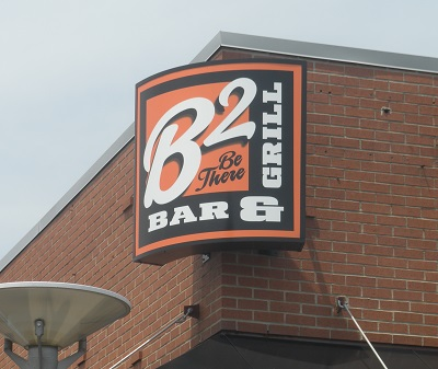 B Squared Bar & Grill in Brownsburg, Indiana
