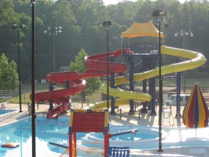 Gill Family Aquatic Center, Danville, Indiana