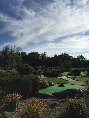 Just 4 Fun Recreation Center, Plainfield, Indiana, mini golf
