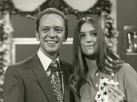 Don & Karen Knotts actually performed together when she was a teenager on a variety show.
