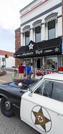 Mayberry Cafe, Danville, Indiana