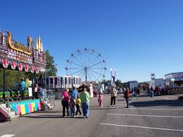 Carnival rides will highlight the first day of the Quaker Day Festival.