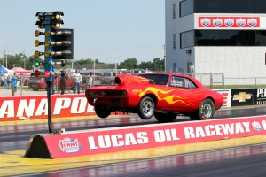 The excitement of ET Bracket racing starts this weekend at Lucas Oil Raceway in Brownsburg, Indiana