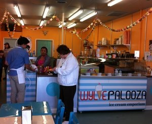 Wyliepalooza Ice Cream Emporium, Brownsburg, Indiana