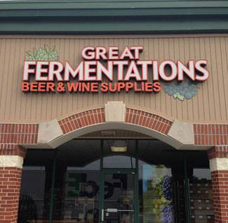Great Fermentations Sign