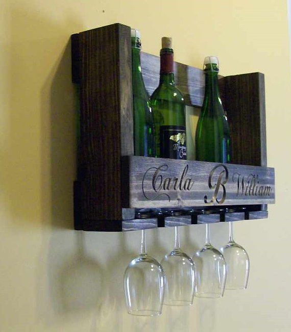 Wine Rack from Wood4Decor